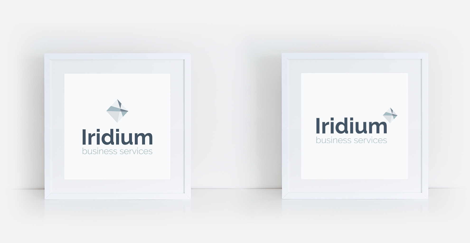 Iridium Business Services Logo