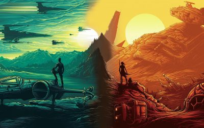 Awesome Star Wars the Force Awakens Fan Art