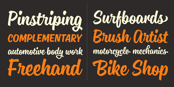 5 great fonts to use right now